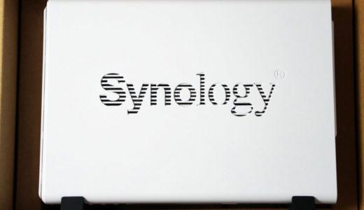 特売のおナスを購入:Synology DiskStation 216j
