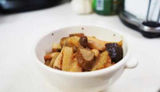 ホットクック レシピ#25:長芋が、食べたくなった