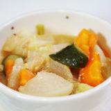 ホットクック レシピ#54:「W麹とにんにくの野菜炒め」なんか華やかな一品ができた!