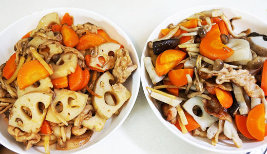 同じレシピをホットクックとヘルシオで同時に作ったら驚きの結果に!