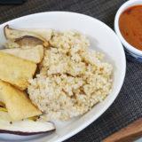 ヘルシオ レシピ#6:おせちはさておき、焼き野菜カレーとちりめんじゃこを作る
