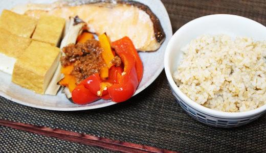 ヘルシオレシピ#07:焼鮭と焼き野菜を同時に仕上げ、醤油麹でいただきます!