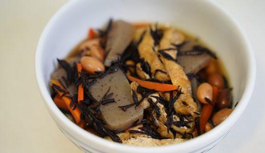 ホットクック レシピ#101:「大豆・黒豆・金時豆」で五目豆祭り!