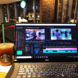 持ち歩ける4K動画編集スタジオ「DELL XPS 15」:#02 スタバでドヤり4Kビデオ編集