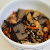 ホットクック レシピ#102:3種類の豆を醤油と砂糖で大量に煮る
