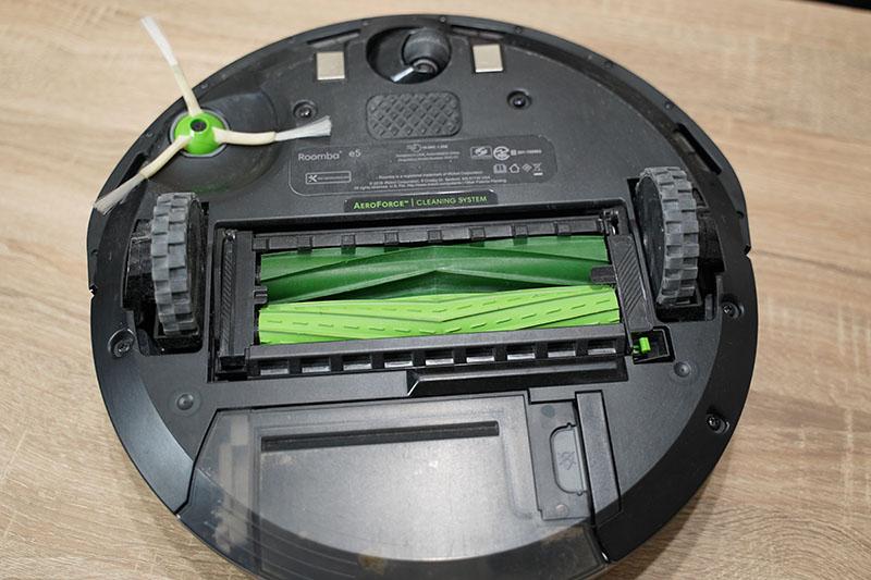 Roomba e5 裏面