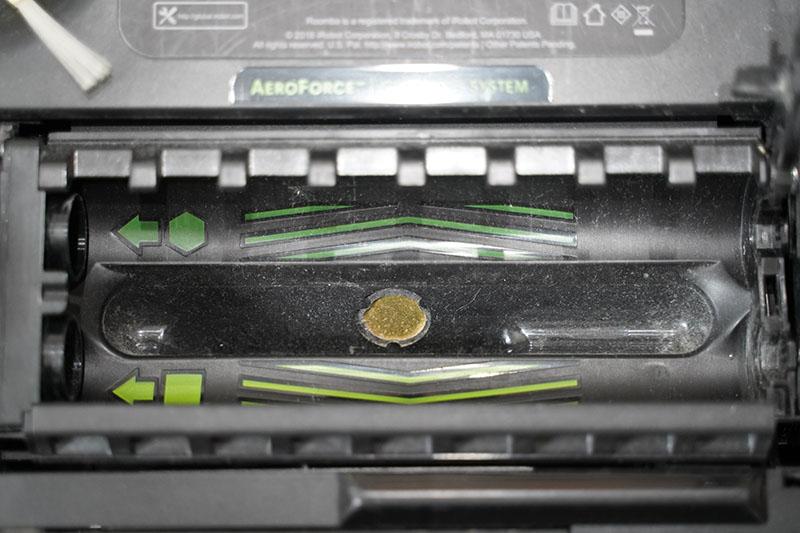 Roomba e5 AeroForceクリーニングシステムの掃除