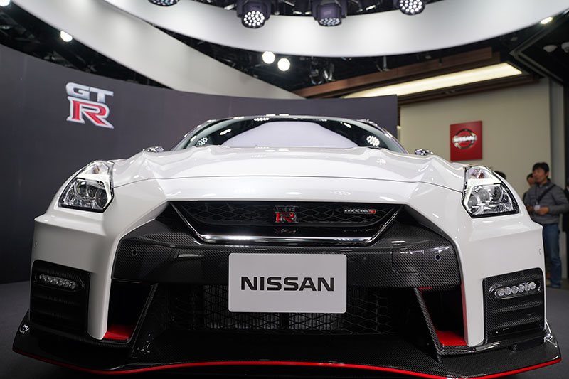 GT-R 2020 NISMO 正面