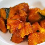 ホットクック レシピ#105:ブログ500日に、基本に立ち返って「かぼちゃの煮物」