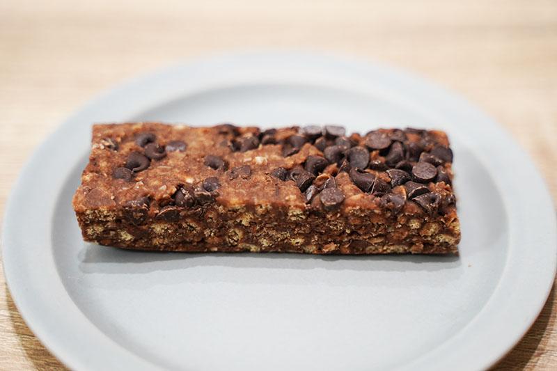 マイプロテイン:リーンフラップジャック チョコレート