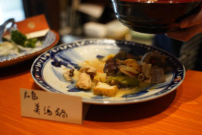 広島 美酒鍋