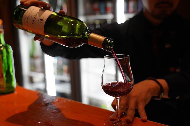 福島のワイン IWAKI