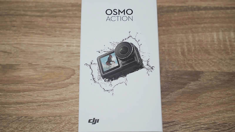 Osmo Actionレビュー