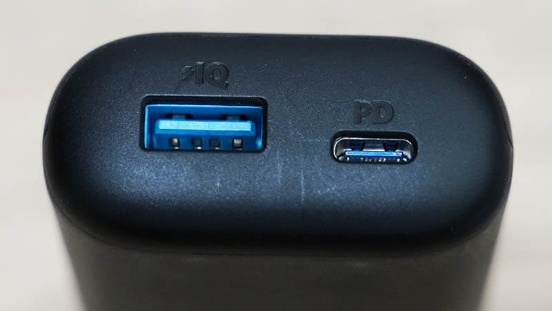PD3.0レビュー:Anker Power Core 10000 PD