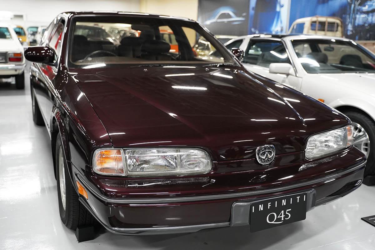 インフィニティQ45 1991年 G50型