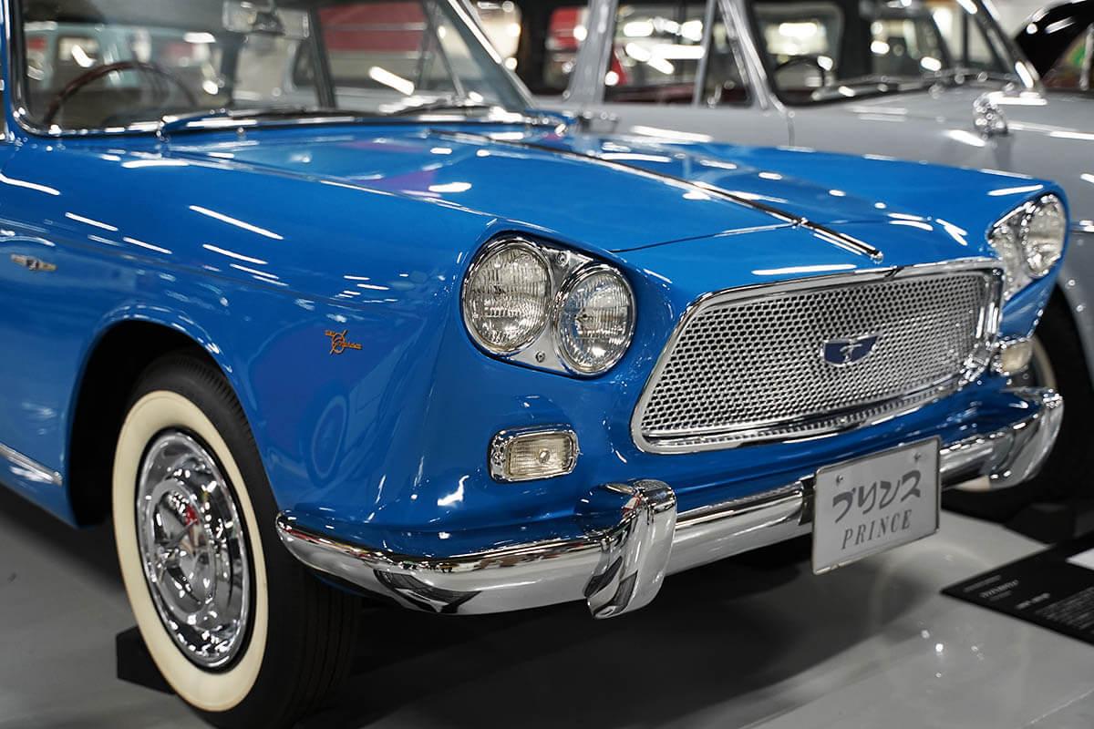 プリンススカイラインスポーツクーペ トリノショー出品車 1960年 BLRA-3型