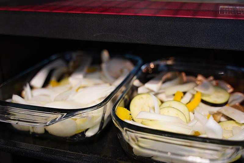 ヘルシオ チーズ焼き