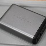 Satechi 75W デュアル Type-Cトラベルチャージャー