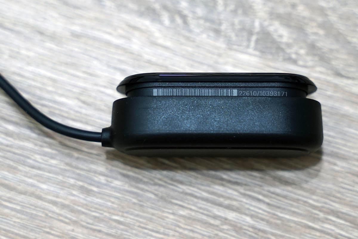 Mi Band 4_充電器