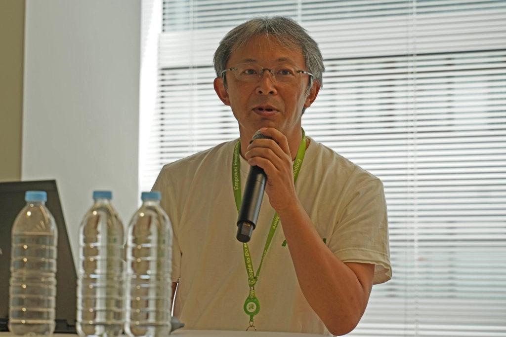 アイロボットジャパン 望月陽二郎さん