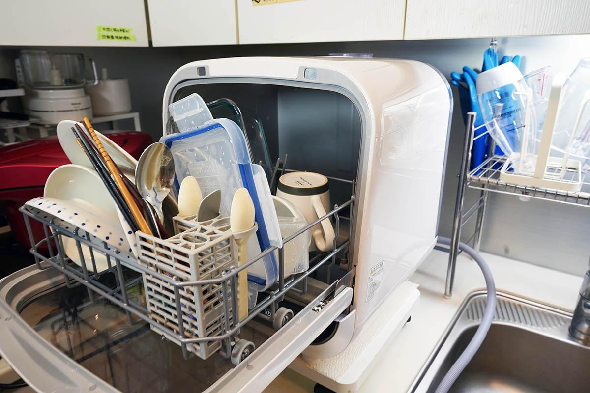 エスケイジャパン Jaime 食器洗い乾燥機