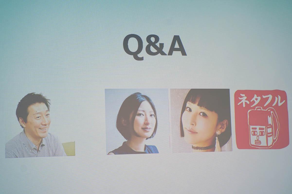 Q&Aコーナー
