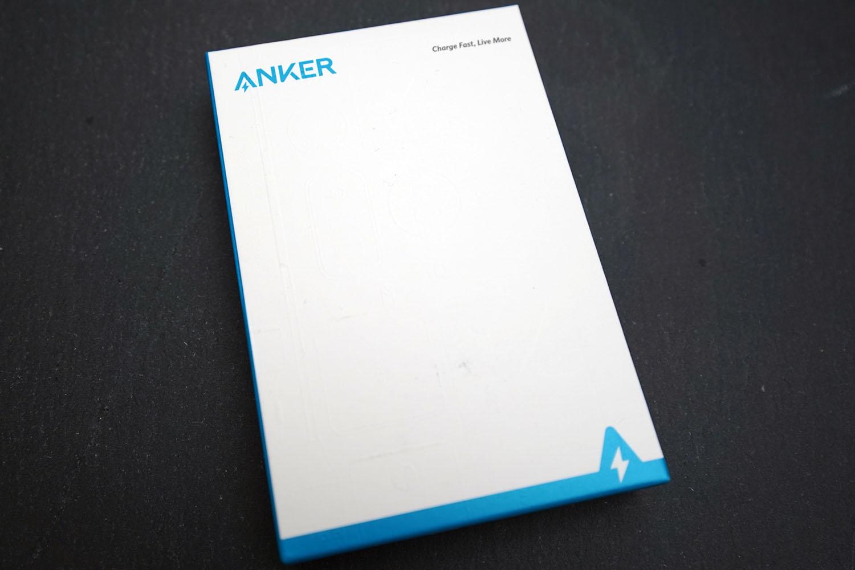 Anker PowerPort Atom III Slim パッケージ