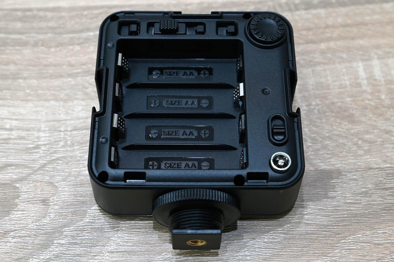 Godox Video Light 64 背面電池ボックス