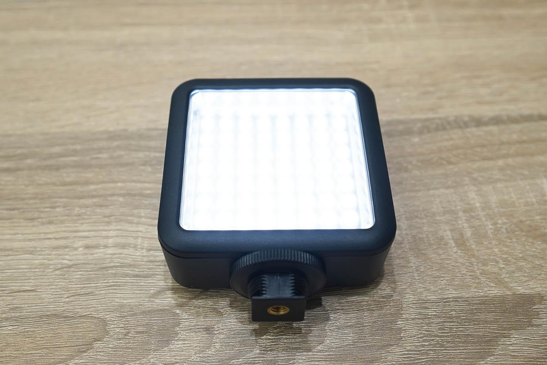 Godox Video Light 64 最小照度