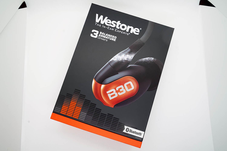 Westone B30 パッケージ