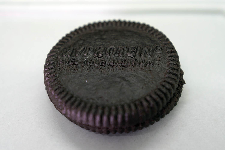 マイプロテイン:プロテインサンドイッチクッキー