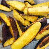 ヘルシオ レシピ #25:なんでもないような芋が、幸せだったと思う【フライドスイートポテト】を作ってみた