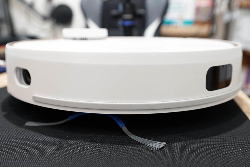 Eufy RoboVac L70 Hybrid:本体背面から