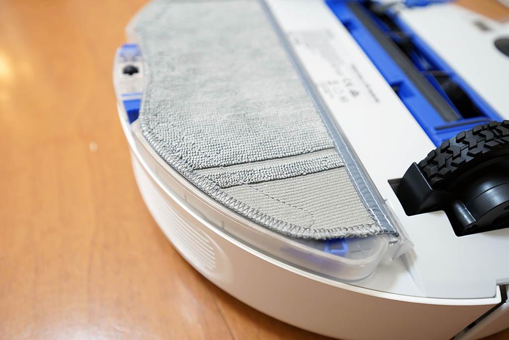 Anker Eufy L70 Hybrid:水拭き用モッピングクロス