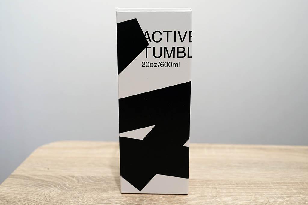KINTO ACTIVE TUMBLER:パッケージ