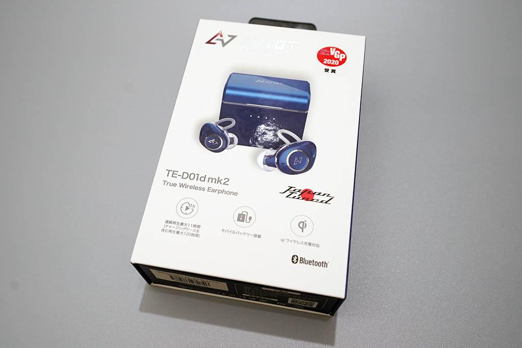 TE-D01d mk2:パッケージ