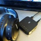 【レビュー】TT-BA09Pro:Bluetoothトランスミッターという魔法みたいなアイテムで長年の悩みを解決