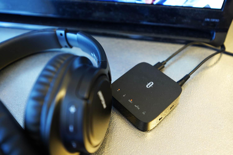 TT-BA09 Pro:aptX, aptX LL非対応ヘッドフォンへの接続チェック