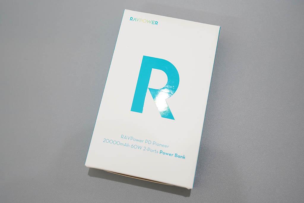 RAVPower RP-201:パッケージ