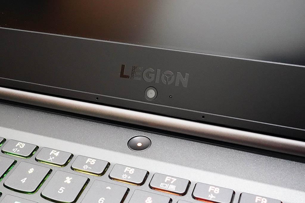 Legion Y740(15):Webカム