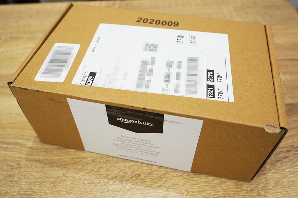 Amazonベーシック:ペンスタンド(デスクオーガナイザー)パッケージ