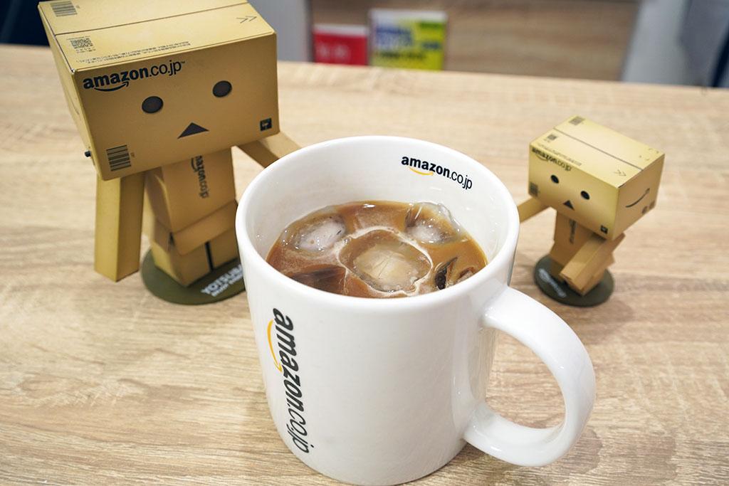 Amazonベーシック:マグカップとダンボーAmazonバージョン