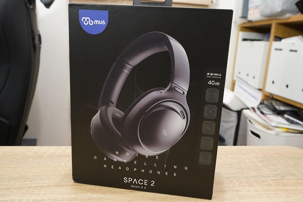 Mu6 Space2:パッケージ
