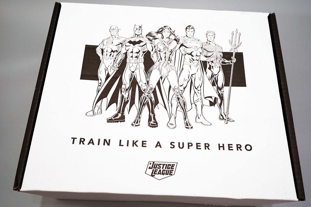 ジャスティスリーグ スーパーヒーロー コラボ BOX