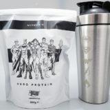 マイプロテインのジャスティス・リーグ「DC ジャスティスリーグ スーパーヒーロー コラボ BOX」を注文してみた