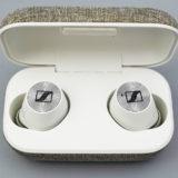 【レビュー】ゼンハイザー MOMENTUM True Wireless 2:ノイキャンは控えめだが、ゼンハイザーサウンドと操作性の高さが魅力的