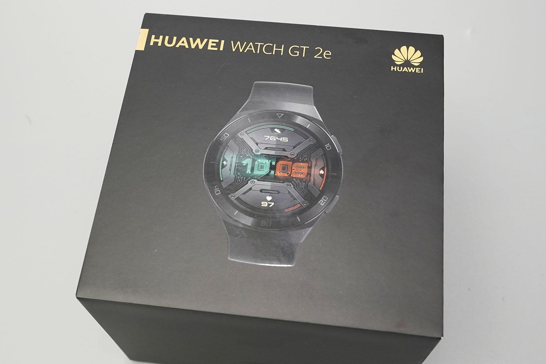 HUAWEI Watch GT 2e:パッケージ