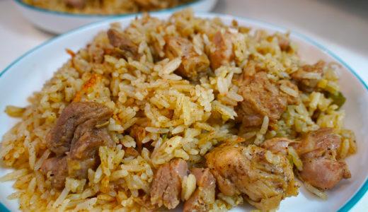 ホットクック レシピ#130:【チキンビリヤニ】ホットクックでビリヤニ風炊き込みご飯を作りました!