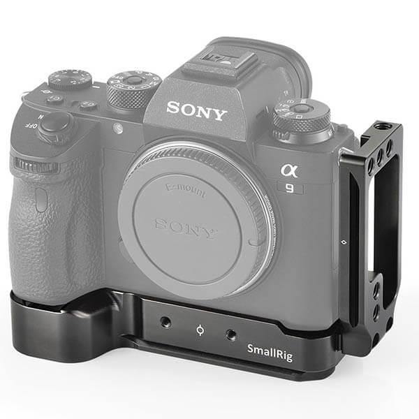 SmallRig Sony A7III/A7M3/A7RIII/A9用Lブラケット 2122