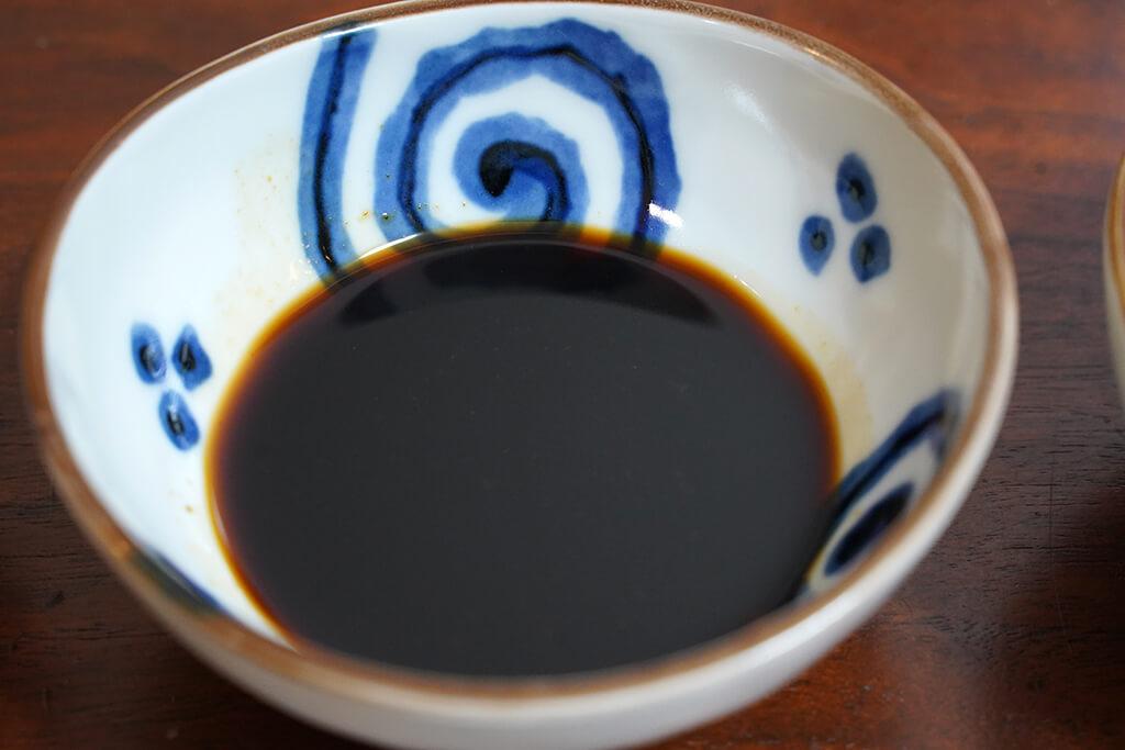 福井 ソースカツのソース